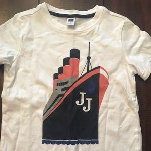 Janie and Jack tee
